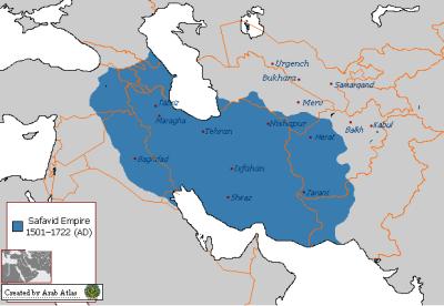 The Safavid Empire 1501-1722