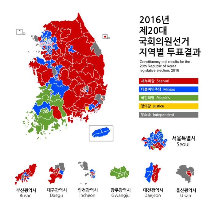 blog korea elections map