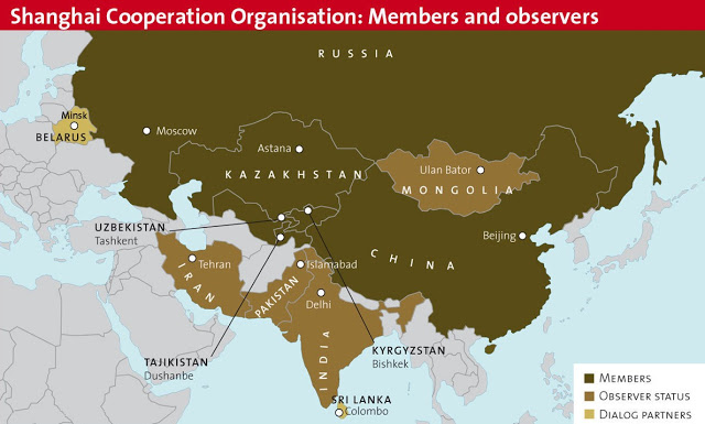 Eye Candy Shanghai Cooperation Organization Notes On Liberty