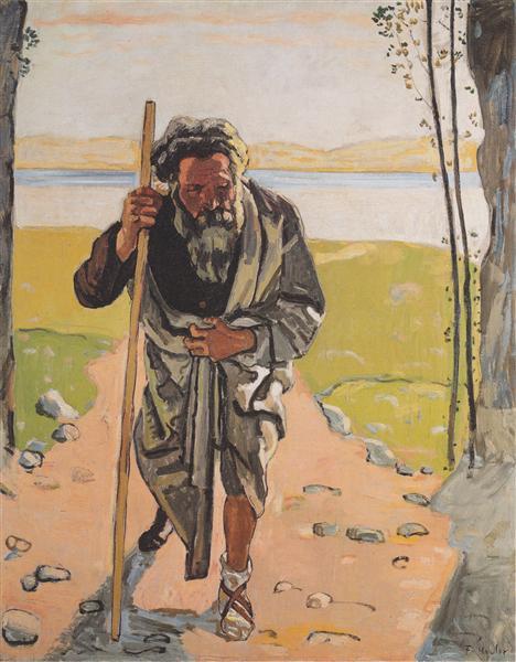 NOL art Hodler ahasver 1910