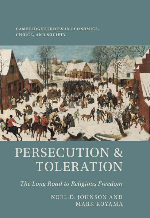 Persecution and Toleration: The Long Road to Religious Freedom (2019)
