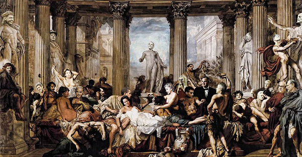 Hyperinflation and Trust in Ancient Rome